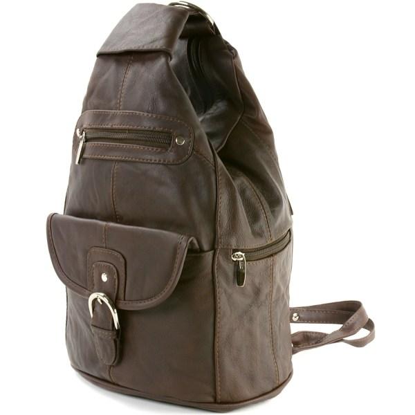 Womens Leather Backpack Purse Sling Shoulder Bag Handbag 3