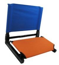 Patented Stadium Chair Bleacher Seat | eBay