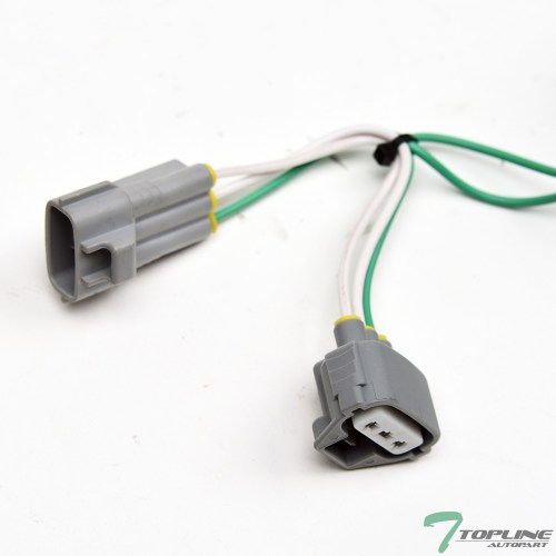 small resolution of topline for 2016 2019 toyota tacoma trailer hitch 4 way wiring harness connector