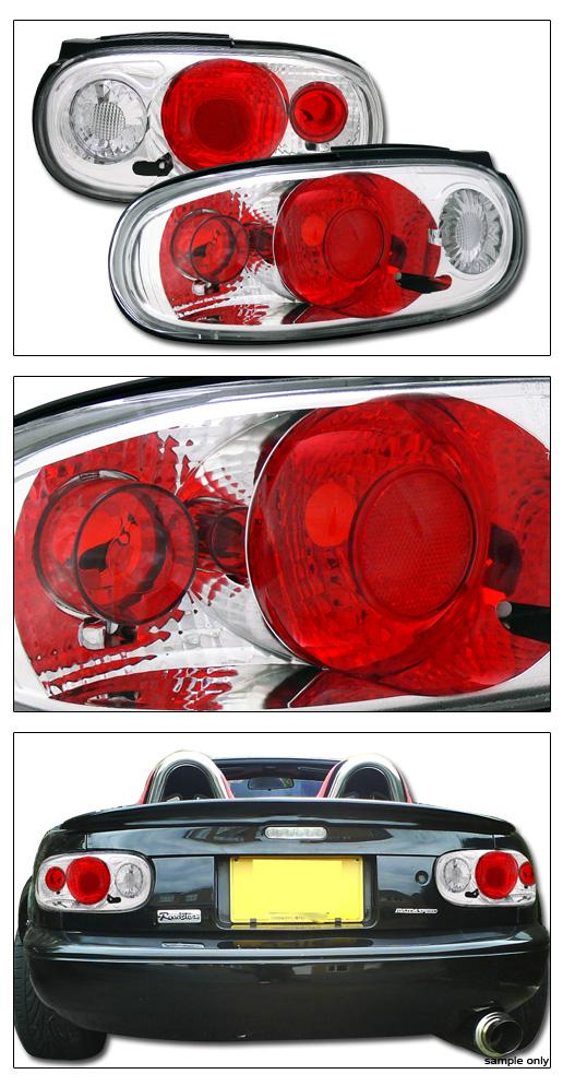 Mx5 Side Light Bulb