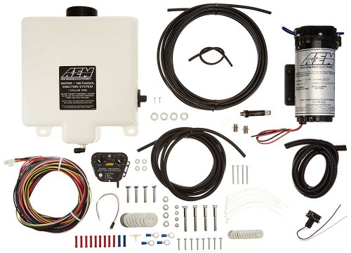 small resolution of details about genuine aem 30 3300 water methanol injection kit 1 gallon tank v2 w map sensor