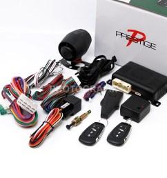 audiovox aps997c car prestige 2 way remote start [ 1600 x 1600 Pixel ]