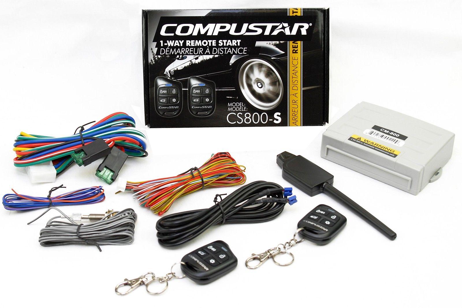 compustar wiring diagram 97 f150 stereo car auto remote start starter w keyless entry