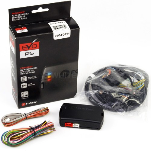small resolution of details about fortin evo fort1 bypass module t harness for ford evo all thar ford1 evofort1