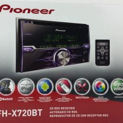 Pioneer Fh X720bt Be Nungsanleitung Deutsch Motor Start Riecht Nach Gummi New Double 2 Din Indash Cd Player