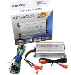 kenwood kac m1804 compact 4 channel digital car boat or motorcycle kenwood amp wiring harness diagram kenwood amp wiring diagram [ 2400 x 2400 Pixel ]