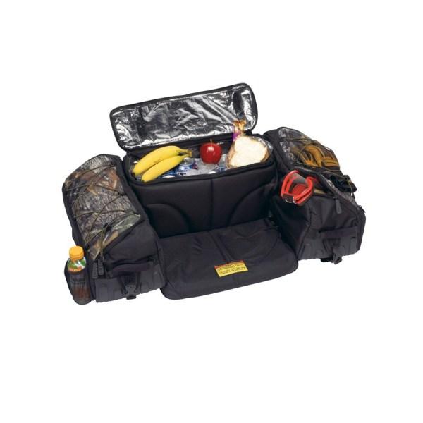 Kolpin Matrix Seat Bag - Mossy Oak Breakup Secures