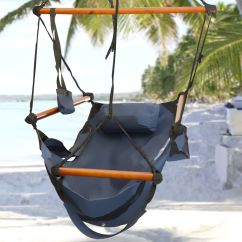 Hanging Tree Swing Chair Office On Sale New Deluxe Hammock Patio Sky