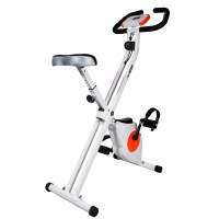 Xspec Foldable Stationary Upright Exercise Bike Cardio ...