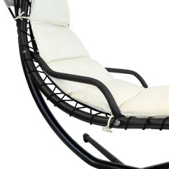 Swing Chair Over Canyon Reclining Chairs For Sale Charles Bentley Garden Helicopter Patio Seat