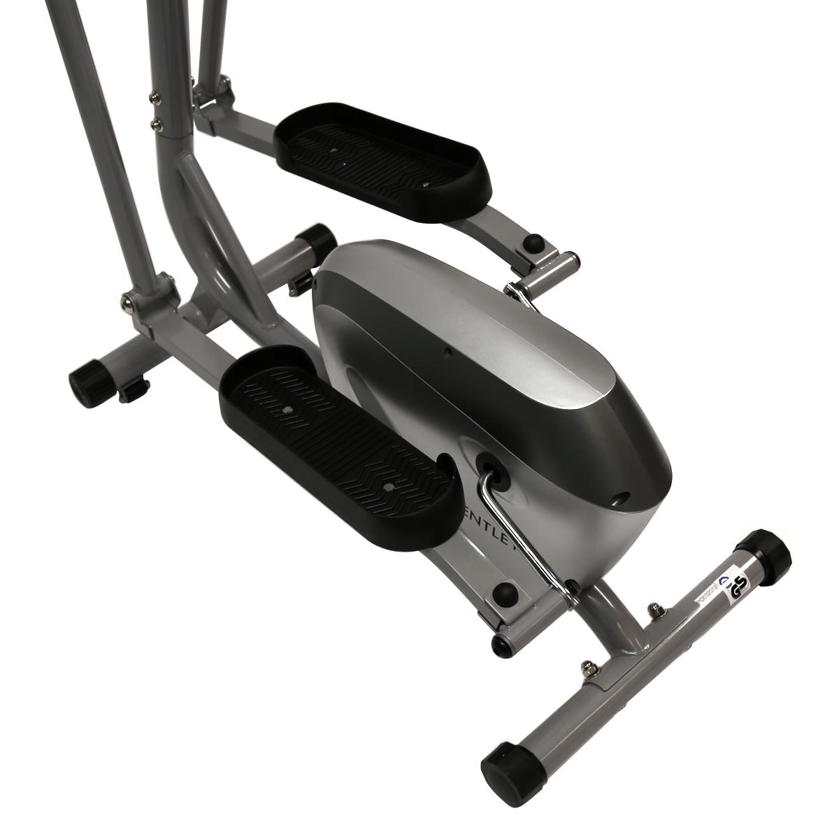 Charles Bentley Elliptical Cross Trainer Gym Machine Home ...