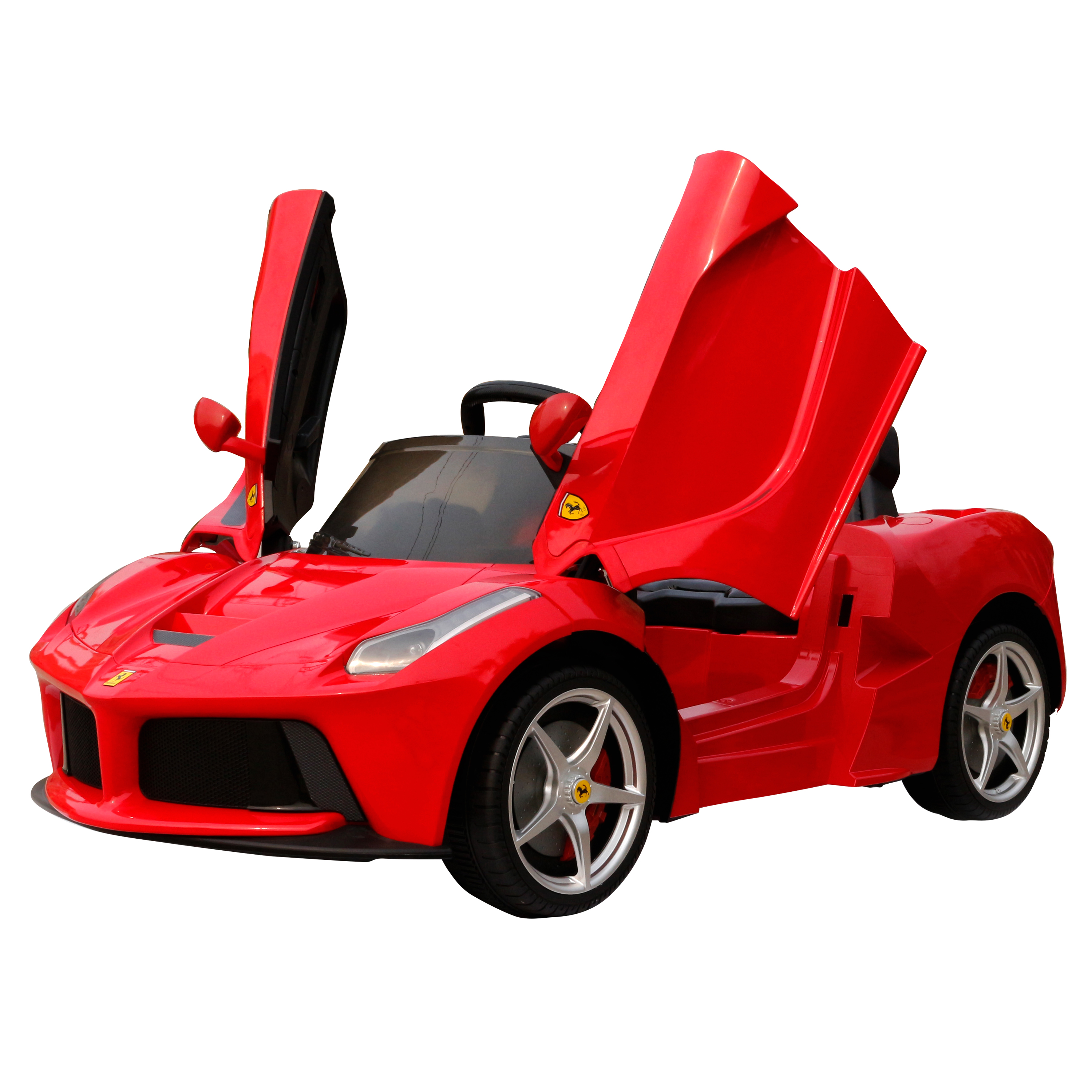 ferrari office chair uk ninja turtle table and chairs new 2017 rastar la 12v electric red ride on car