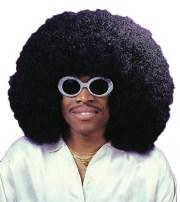 super afro jumbo fro 70s 80s hippie