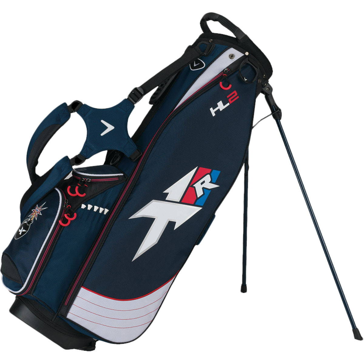 7 way golf stand bag how to set a table diagram callaway 2015 hyper lite 2 lightweight carry