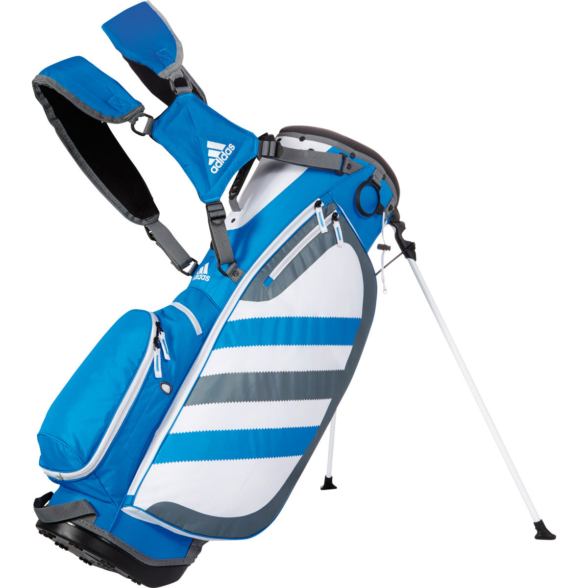 7 way golf stand bag muscle workout diagram adidas 2015 samba clutch carry 6