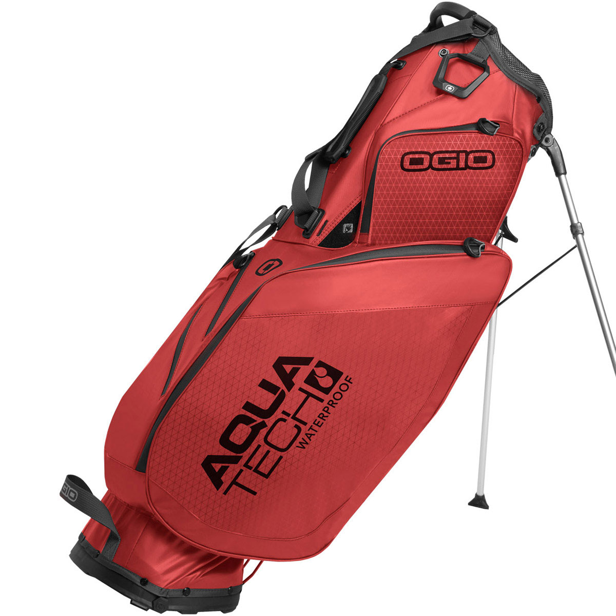 7 way golf stand bag 2000 silverado trailer wiring diagram ogio gotham aquatech waterproof carry