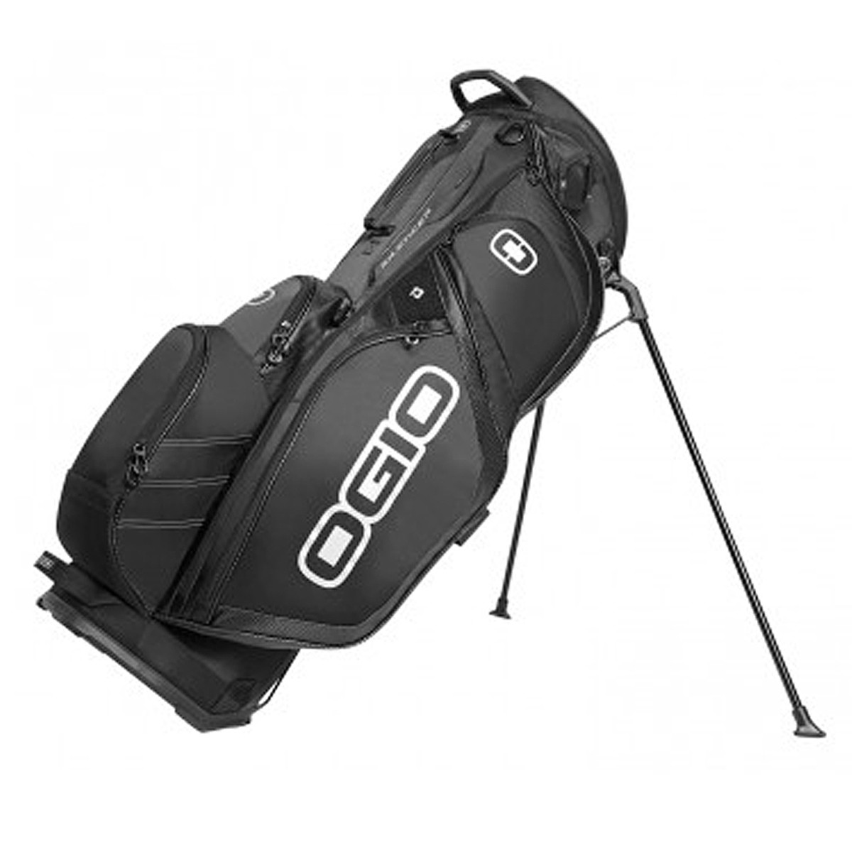 7 way golf stand bag bathtub drain parts diagram ogio silencer carry 14 divider ebay