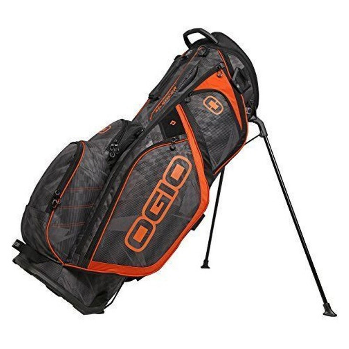 7 way golf stand bag how to wire a gfci outlet diagram ogio silencer carry 14 divider ebay