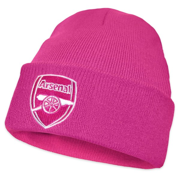 Arsenal Football Club Official Soccer Gift Knitted Bronx