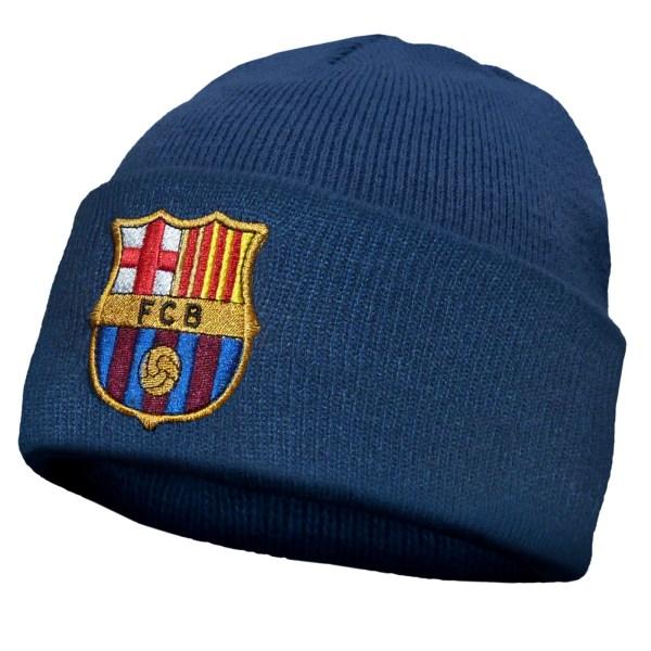FC Barcelona Official Football Soccer Gift Knitted Bronx