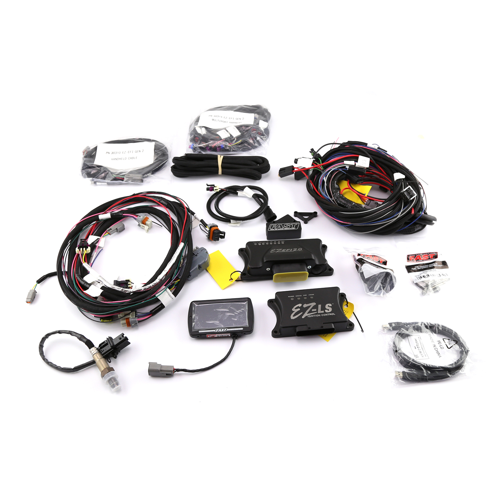 Fast Ez Efi 2 0 Self Tuning Fuel Injection Systems