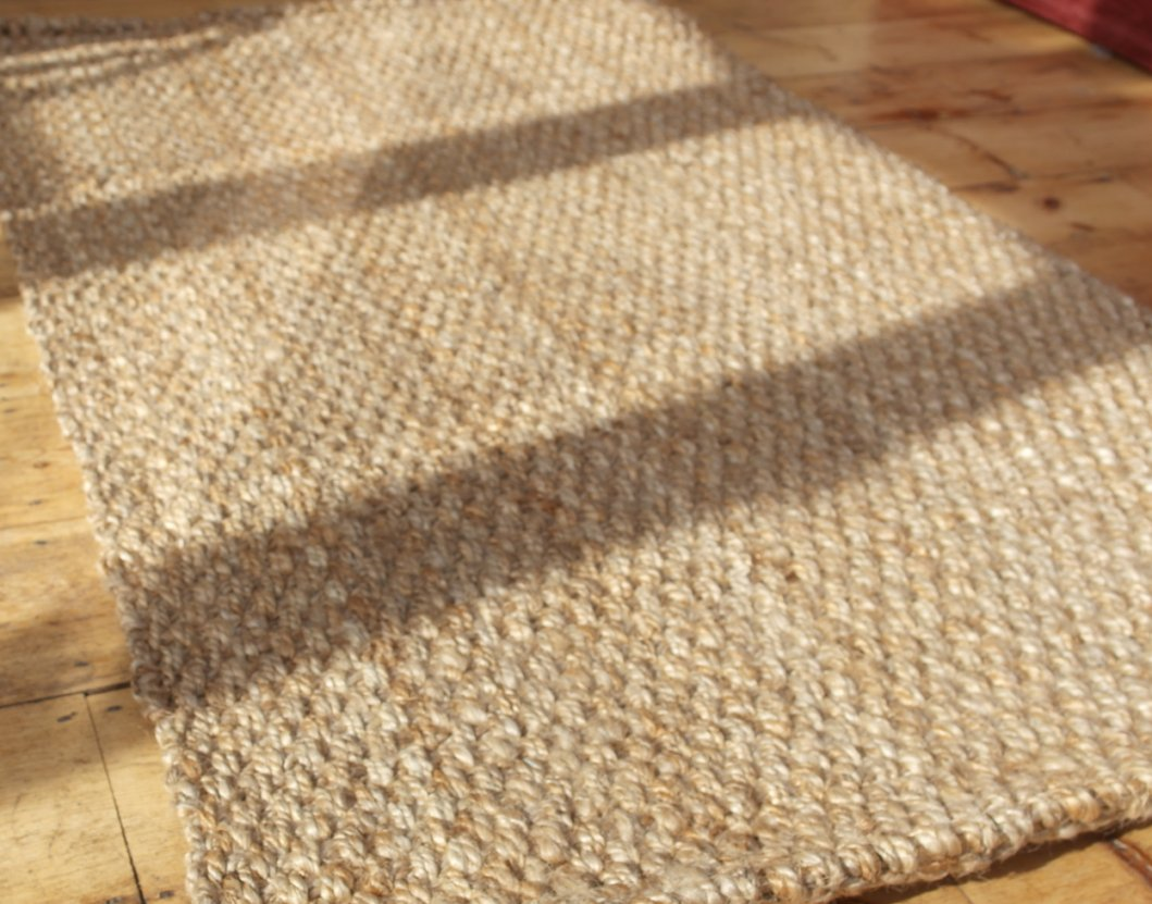 Teppich Urban Outfitters Teppich Jute Daya Rug Earthy Brown Boucle Design