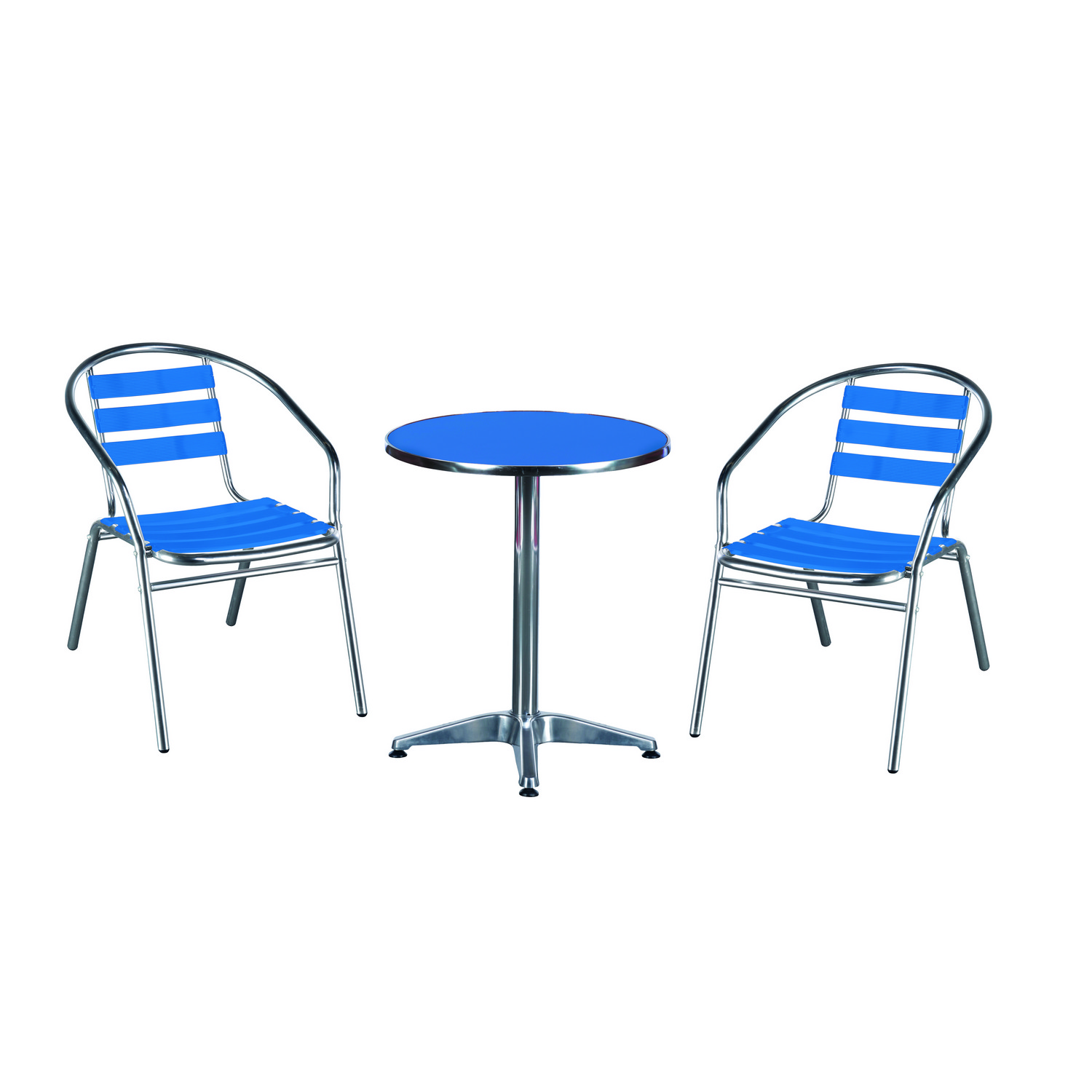 bistro table and chairs indoor marine bean bag chair aluminium patio garden furniture outdoor backyard