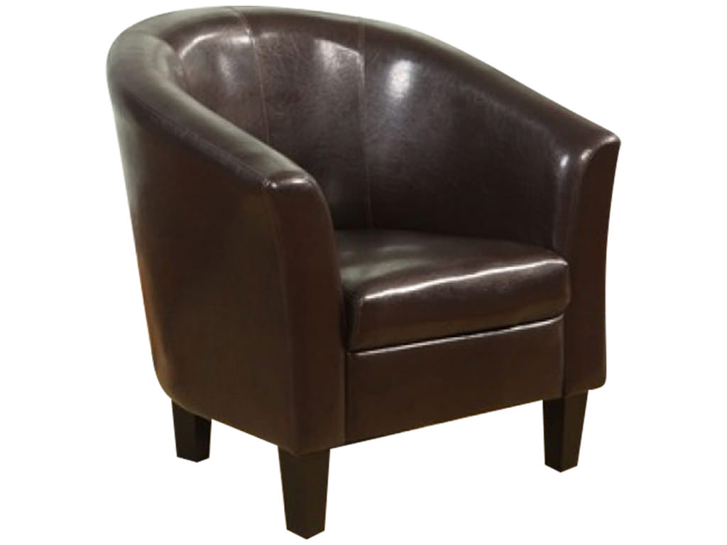 tub chair brown leather comfortable sofas and chairs dark faux armchair sofa seat club