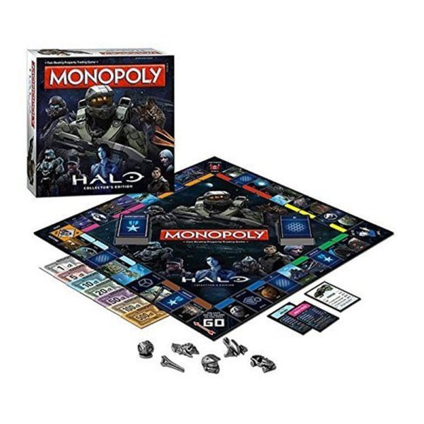 Brand Monopoly Collectors Special Edition Board Game