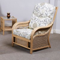 Brisbane Conservatory Cane Furniture: Single Chair ...