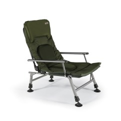 Fishing Chair With Arms Wooden Folding Cyprinus Zoneout Extra Padded Lightweight Reclining