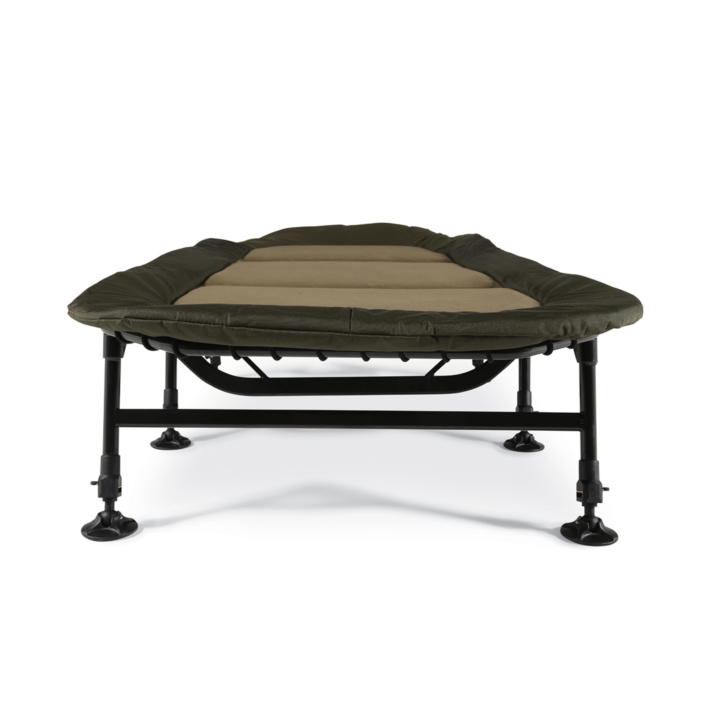 ngt fishing chair earthlite avila ii massage brand new cyprinus extra wide flat carp bed
