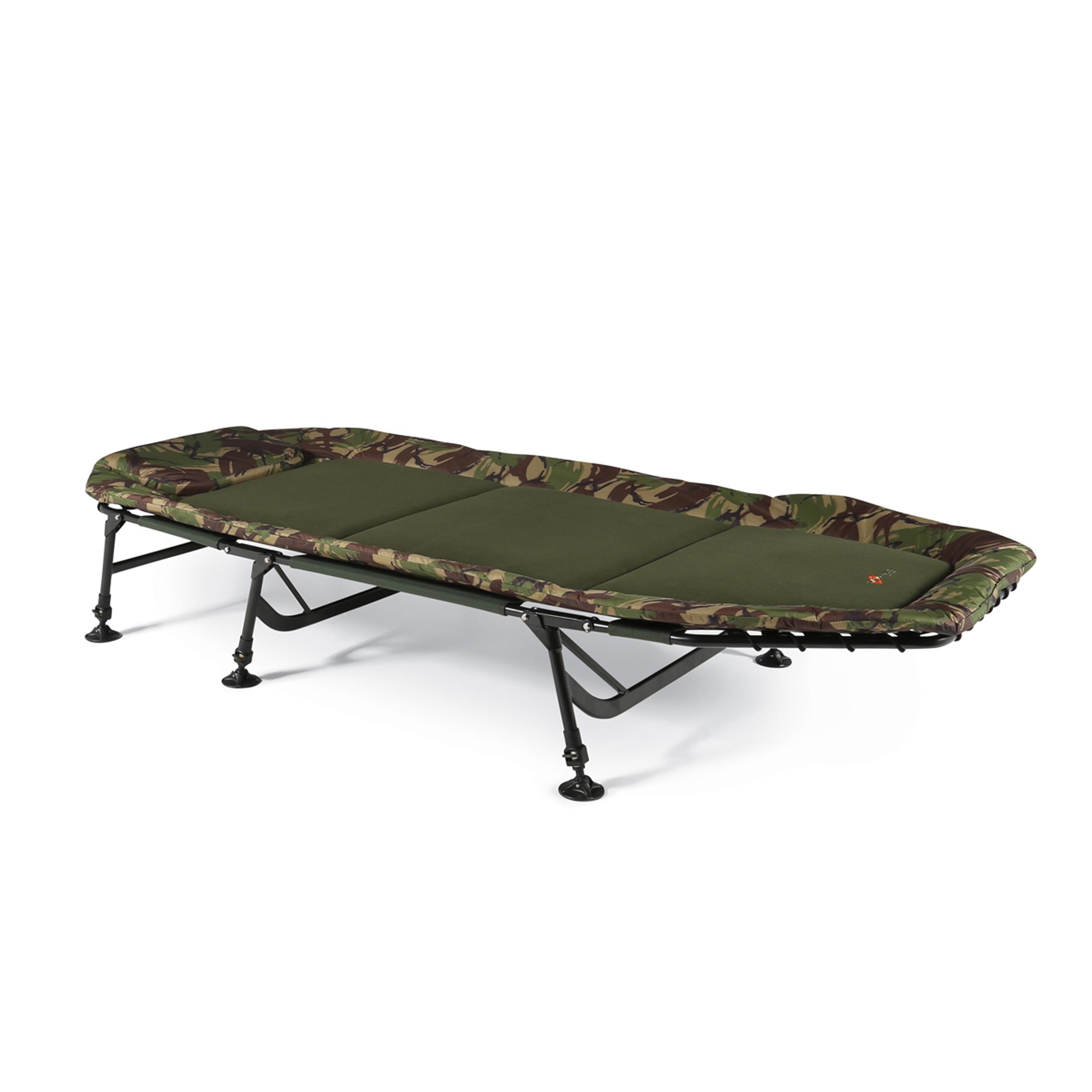 fishing chair base gym massage cyprinus carp flat bedchair and free memory foam