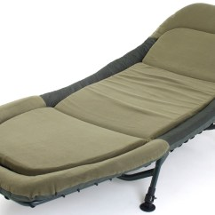 Memory Foam Chair Bed Uk Plastic Mat Cyprinus Carp Fishing Bedchair With