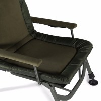 Cyprinus Lazy Boy Hi-Leg Fishing Arm Chair Seat RRP 139 ...