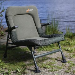 Fishing Chair Lightweight Small Stool With Wheels Carp Memory Foam Or Camping Lo