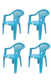 Plastic Chairs Stackable Kids Indoor or Outdoor Use Purple ...