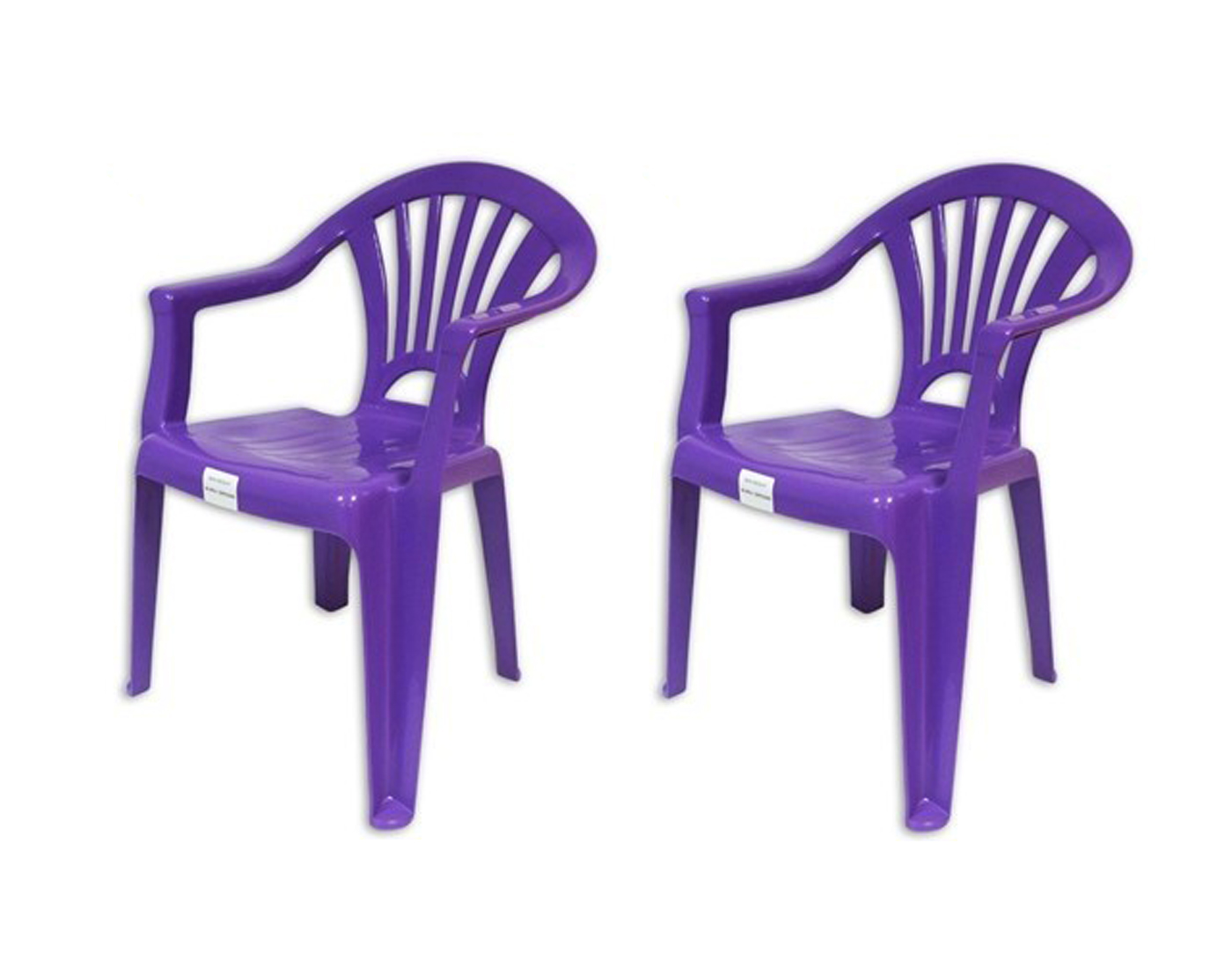 toddler plastic chairs couch and chair covers cheap stackable kids indoor or outdoor use purple