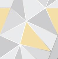 Geometric Wallpaper 3D Apex Triangle Modern Futuristic ...