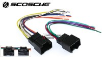 Chevy Aveo Car Stereo CD Player Wiring Harness Wire ...
