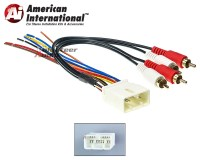 Toyota Car Stereo CD Player Wiring Harness Wire ...