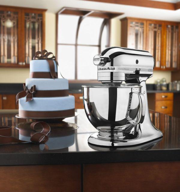Kitchenaid Refurbished Artisan Series 5 Quart Tilt-head Stand Mixer Rrk150