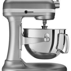 Kitchen Aid Mixing Bowls Displays Kitchenaid Professional 600 6 Qt Bowl Lift Stand Mixer