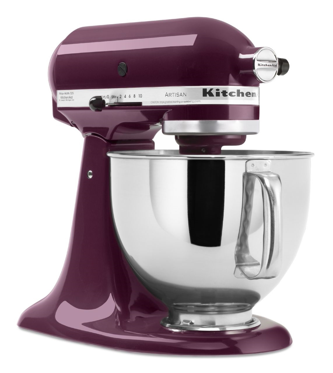 KitchenAid Artisan Series 5 Qt Tilt Head Stand Mixer Refurbished  RRK150  eBay