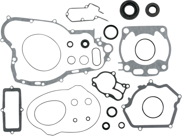 Moose Racing Complete Gasket Set with Oil Seals Fits