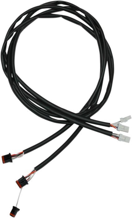 Namz Plug-N-Play Handlebar Wiring Extension Kit +18