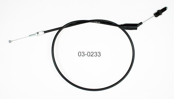 Motion Pro Push Throttle Cable Black for Kawasaki KLR650