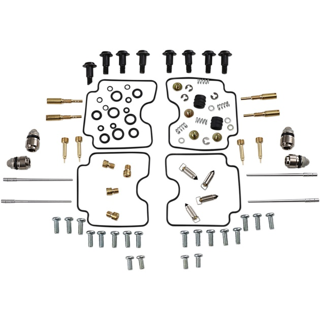 Parts Unlimited Carburetor Rebuild Kit fits Suzuki GSX750F