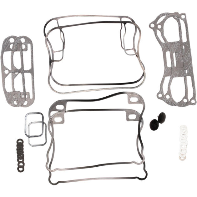 Cometic Rocker Box Gasket Kit Harley XL1200C Sportster