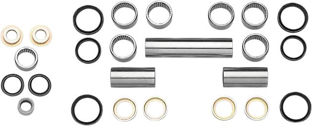 Moose Swingarm Linkage Bearing Kit fits Kawasaki KFX450R